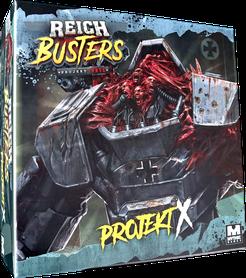 Reichbusters: Projekt Vril: Projekt X