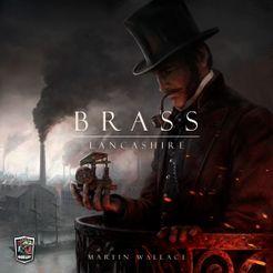 Brass: Lancashire link