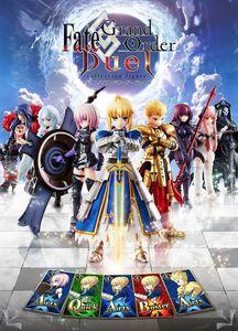Fate/Grand Order Duel | Board Game | BoardGameGeek