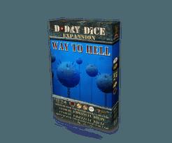 D-Day Dice (Zweite Ausgabe): Weg zur Hölle