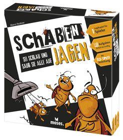 Schaben Jagen Board Game Boardgamegeek