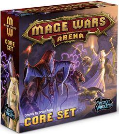 Arena de guerras de magos