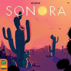 Sonora Cover Artwork