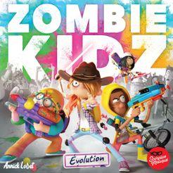Zombie Kidz Evolution | Board Game | BoardGameGeek