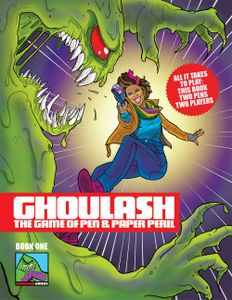 Ghoulash Cover Artwork