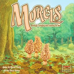 Morels Cover Artwork