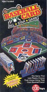 Baseball Card All Star Game Board Game Boardgamegeek