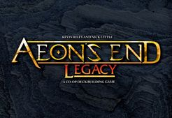 Aeon's End: Legacy Cover Artwork