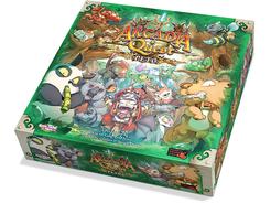 CMON Arcadia Quest Pets Erweiterung Gesellschaftsspiele deutsch