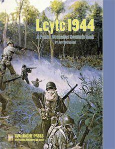 Panzer Grenadier: Leyte 1944 | Board Game | BoardGameGeek