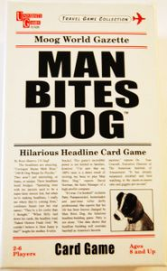 Man Bites Dog | Board Game | BoardGameGeek