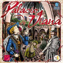 Palacio de Viana Cover Artwork