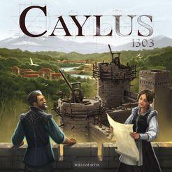 Los mas jugados Febrero - juegos de mesa - Caylus 1303