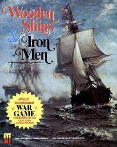 Wooden Ships Iron Men Board Game Boardgamegeek