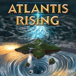 Goede Atlantis Rising   Board Game   BoardGameGeek SH-51