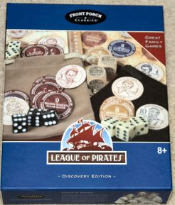 League Of Pirates By Front Porch Classics Spiele