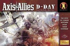 Eje y aliados: Día D