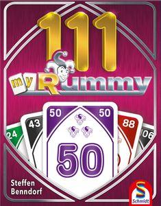 Myrummy 111 Board Game Boardgamegeek