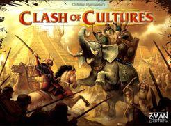 Clash of Cultures Cover Artwork