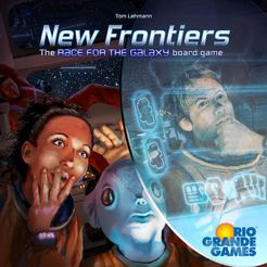 New Frontiers Cover Artwork