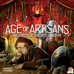 Architectes du Royaume de l'Ouest: L'âge des Artisans