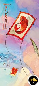 Kanagawa: Yokai Cover Artwork