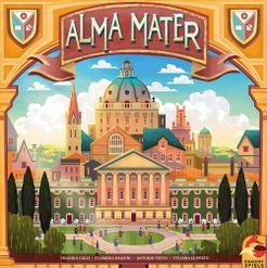 Nurenberg 2020 - Alma mater