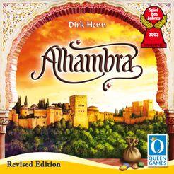 Alhambra | Board Game | BoardGameGeek