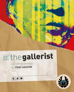 The Gallerist Cover Artwork
