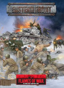 Flames of War: Eastern Front 1942-1943   Board Game