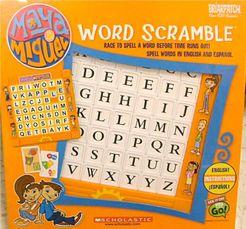 Maya & Miguel Word Scramble | Board Game | BoardGameGeek