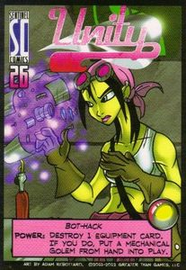 Sentinels of the Multiverse: Unity Hero Character | Board