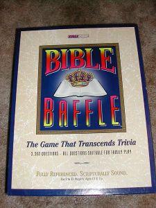 Bible Baffle   Board Game   BoardGameGeek