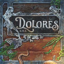 HMS Dolores Cover Artwork