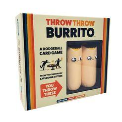Throw Throw Burrito Original Edition Cover Artwork