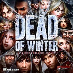 Dead of Winter: A Crossroads Game Cover Artwork