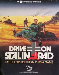 Drive on Stalingrad (first edition) | Board Game | BoardGameGeek