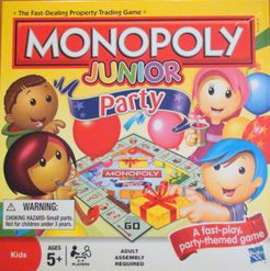 rules for monopoly junior