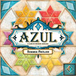 Azul: Summer Pavilion Cover Artwork