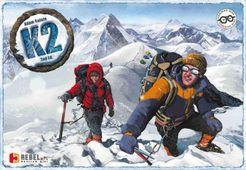 K2 | Board Game | BoardGameGeek