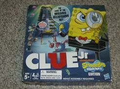 Clue jr. The case of the missing cake.