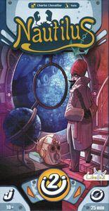 Nautilus Cover Artwork