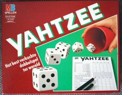 Yahtzee Cover Artwork