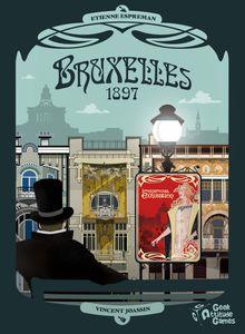 Bruxelles 1897 Cover Artwork