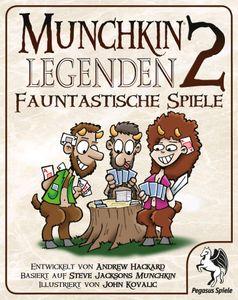 Fauntastische Spiele Spiel Deutsch 2014 Moderne Kartenspiele Kartenspiel Munchkin Legenden 2