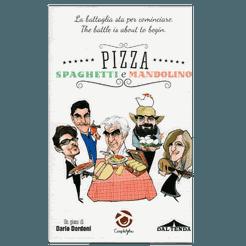 Pizza, Spaghetti e Mandolino