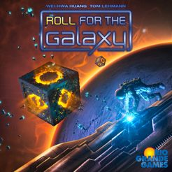Roll for the Galaxy Cover Artwork