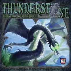 thunderstone dragonspire board game boardgamegeek