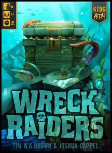 Wreck Raiders Cover Artwork