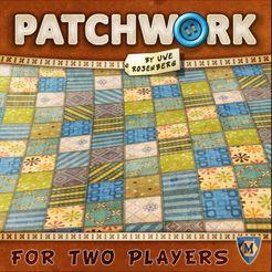 Top juegos de mesa 2014 - Patckwork